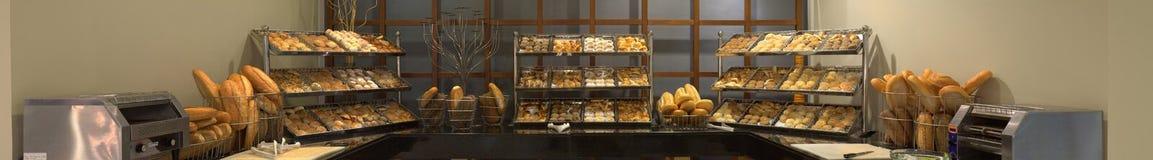 Breads Buffet Stock Photo