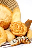 Breads and loafs Royalty Free Stock Photos