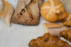 Breads products Stock Photo