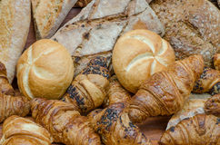 Breads products Royalty Free Stock Photography