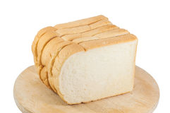Breads sliced Stock Image