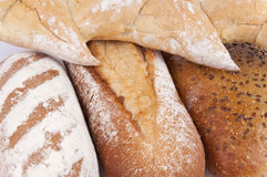 Breads variety Royalty Free Stock Photo