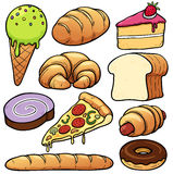 Breads Royalty Free Stock Photos