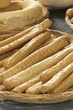 Breadsticks Stock Photography