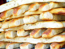 Breadsticks Stock Foto's