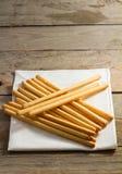 Breadsticks Stock Image