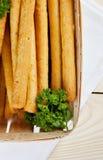 Breadsticks Obraz Royalty Free