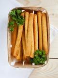 Breadsticks Zdjęcie Stock
