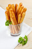 Breadsticks Zdjęcia Stock