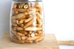 Breadsticks Royalty-vrije Stock Afbeeldingen