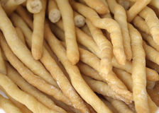 Breadsticks Stock Image