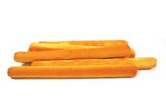 Breadsticks Foto de archivo libre de regalías