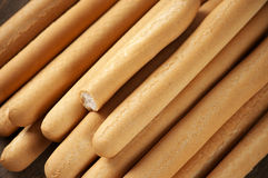 Breadsticks Royalty Free Stock Images