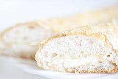 Breadsticks del queso Fotografía de archivo