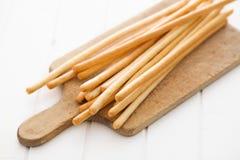 Breadsticks grissini Royalty Free Stock Image