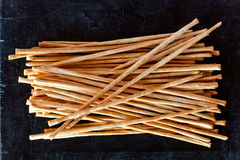 Breadsticks grissini torinesi Stock Photos