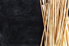 Breadsticks grissini torinesi Stock Photo