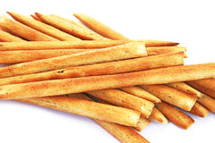 Breadsticks Royalty Free Stock Photography