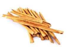 Breadsticks royalty free stock image