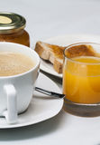 Breafast. Image of Continental Breakfast Royalty Free Stock Images