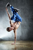 Break dance Royalty Free Stock Photos
