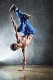 Break dance royalty free stock photos