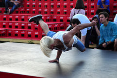 Break dance Stock Photos