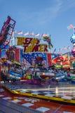 Break Dancer carousel at Oktoberfest in Munich, Germany, 2015 Royalty Free Stock Photos