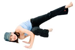 Break Dancing Stock Photos