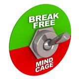 Break free Stock Photos