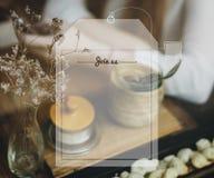 Break Tea Coffee Time Relax Concept Stock Photos