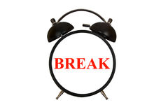 Break Time Royalty Free Stock Photography