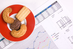 Break at work Royalty Free Stock Image