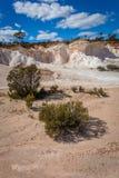 Breakaway de Buckleys - um deserto pintado Fotos de Stock