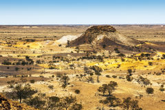 Breakaways Coober Pedy Royalty Free Stock Images