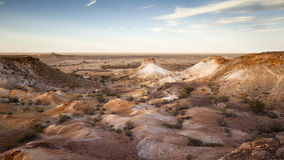 Breakaways Coober Pedy royalty-vrije stock foto
