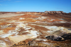 The Breakaways Coober Pedy Stock Images