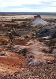 Breakaways Coober Pedy Stock Foto