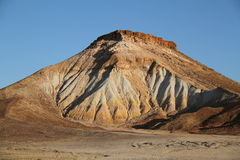 The Breakaways. Gibber Plains and mica pits of South Australia Royalty Free Stock Photography