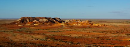 Breakaways near Coober Pedy Royalty Free Stock Photo