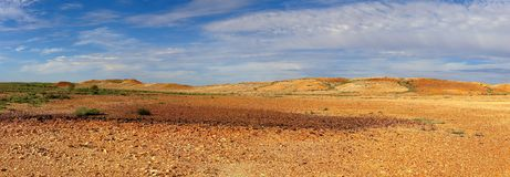 The Breakaways, South Australia Royalty Free Stock Images