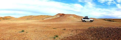 The Breakaways, South Australia Stock Photos