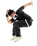 Breakdance Royalty-vrije Stock Afbeeldingen