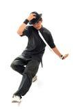 breakdance Royaltyfria Bilder