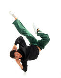 Breakdance Royalty Free Stock Images