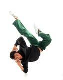 Breakdance lizenzfreie stockbilder