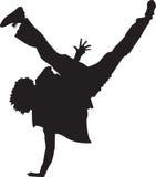 breakdance иллюстрация штока
