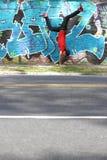 Breakdance Fotografering för Bildbyråer