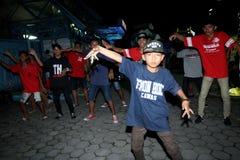 Breakdance Foto de archivo