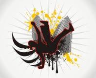 breakdance Obrazy Royalty Free